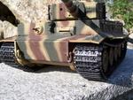 RC tank Tiger na dálkové ovládání - kamufláž - 1/16 - Taigen - 4