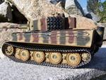 RC tank Tiger na dálkové ovládání - kamufláž - 1/16 - Taigen - 6