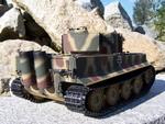 RC tank Tiger na dálkové ovládání - kamufláž - 1/16 - Taigen - 7