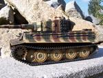 RC tank Tiger na dálkové ovládání - kamufláž - 1/16 - Taigen - 13