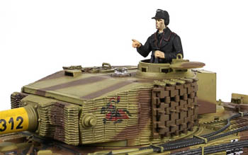 RC tank z edice Force of Valor - Panzer VI Tiger