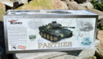 RC model tanku Panther G 1/16 camouflage - 10