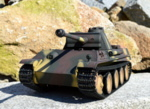 RC model tanku Panther G 1/16 infrared  camouflage - 02