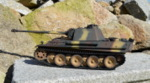 RC model tanku Panther G 1/16 infrared  camouflage - 05
