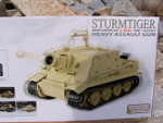 RC tank SturmTiger - 2. world war - 7